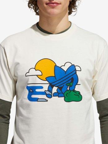 Majica kratki rukav TREFFY RECYCLES