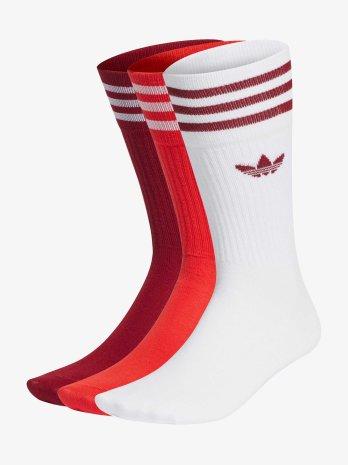 Čarape SOLID CREW SOCK