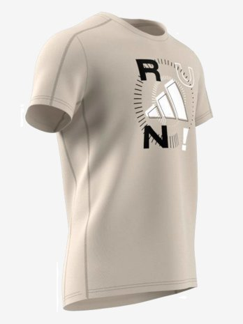 Majica kratki rukav RUN LOGO M 1