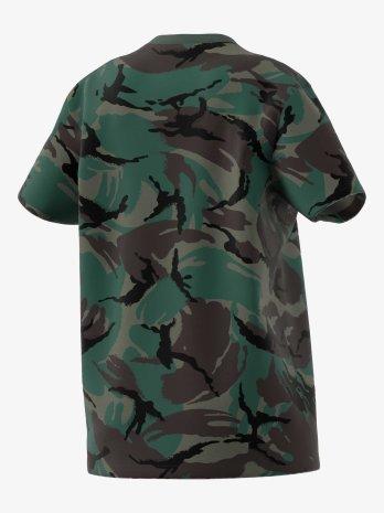 Majica kratki rukav W CAMO T