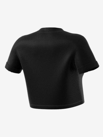 Majica kratki rukav CROP TOP
