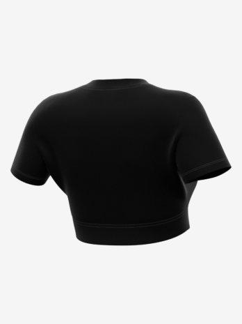 Majica kratki rukav CROPPED TEE