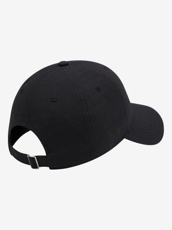 Kapa TE BADGE CAP        BLACK/BLACK