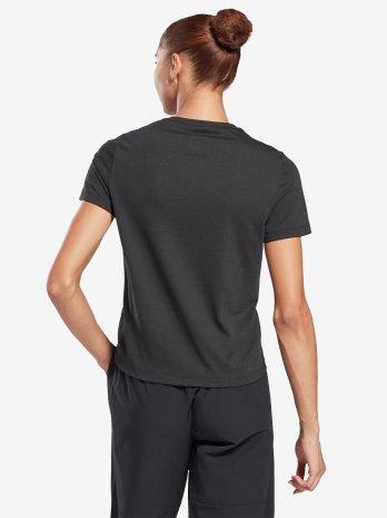 Majica kratki rukav WOR Modern Safari T BLACK